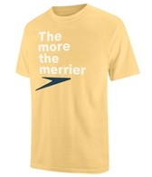 Speedo Men's Relay S/S Tee