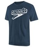 Speedo Men's Front Logo S/S Tee