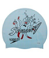 Speedo Detention Silicone Swim Cap