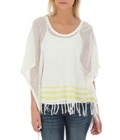Billabong Women's Sun Drenched Poncho Sweater