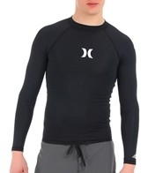Hurley Men's One & Only L/S Rashguard