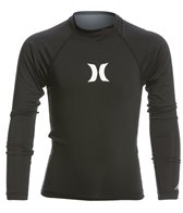 Hurley Boys' One & Only L/S Rashguard