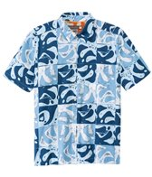 Quiksilver Waterman's Waipio Short Sleeve Shirt