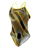 Nike Swim Morphology Classic Lingerie Tank One Piece Swimsuit