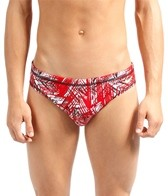 Nike Swim Scatter Brain Water Polo Brief