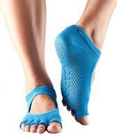 Toesox Mary Jane Bella Half-Toe Grip Socks