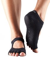 Toesox Mary Jane Bella Half Toe Yoga Socks