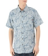 Toes On The Nose Men's El Morro Short Sleeve Woven Shirt
