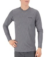 Xcel Men's Heathered VentX Long Sleeve Surf Tee