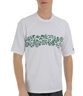 Xcel Men's VentX Tapa Band Short Sleeve Surf Tee