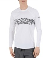 Xcel Men's VentX Tapa Band Long Sleeve Surf Tee