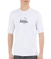 Xcel Men's Premium 6 Oz S/S Slim Fit Surf Tee