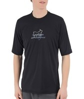 Xcel Men's Premium 6 Oz Short Sleeve Slim Fit Surf Tee