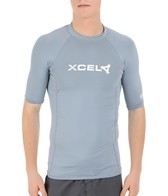 Xcel Men's Premium 6 Oz Short Sleeve Rashguard