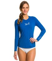 Xcel Women's Heathered VentX Slim Long Sleeve Surf Tee