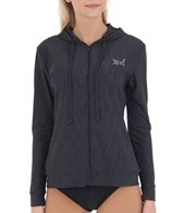 Xcel Women's Heathered VentX Surf Hoodie