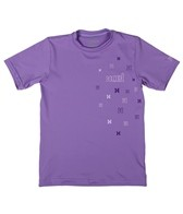 Xcel Girls' Premium 6 Oz Short Sleeve Surf Tee