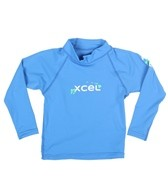 Xcel Toddlers' Premium 6 Oz Long Sleeve Rashguard