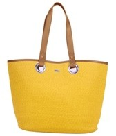 Sun N Sand Tutti Frutti Paper Braid Tote Beach Bag