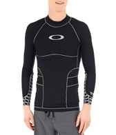 Oakley Men's Surface Tension Compression Top L/S Rashguard
