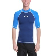 Oakley Men's Short Sleeve Pressure Rashguard