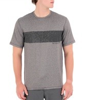 Quiksilver Men's Line Up Short Sleeve Relaxed Fit Surf Shirt