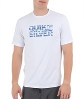Quiksilver Men's Argosy Short Sleeve Relaxed Fit Surf Shirt