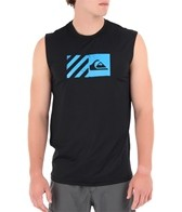 Quiksilver Men's Gamer Tank Relaxed Fit Surf Shirt