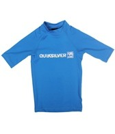 Quiksilver Boy's Phaser S/S Fitted Rashguard