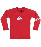 Quiksilver Toddler's All Time L/S Fitted Rashguard
