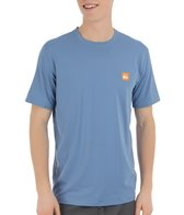 Quiksilver Waterman's Mullaway S/S Relaxed Fit Surf Shirt