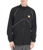 Quiksilver Waterman's SUP Paddle Windbreaker With Zip Off Sleeves