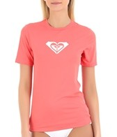 Women's Basically Roxy S/S Relaxed Fit Surf Shirt