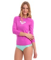 Women's Basically Roxy L/S Relaxed Fit Surf Shirt