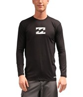 Billabong Men's Amphibious Long Sleeve Loose Fit Surf Tee