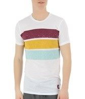 Billabong Men's Wrap Around Short Sleeve Loose Fit Surf Tee