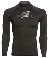 O'Neill Men's Skins Long Sleeve Crew Rashguard