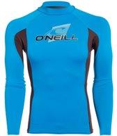 O'Neill Men's Skins Long Sleeve Crew Rashguard
