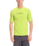 O'Neill Men's Basic Skins Short Sleeve Rash Tee