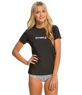 O'Neill Women's Basic Skins Short Sleeve Rash Tee