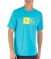 Rip Curl Men's Ripawatu Short Sleeve Surf Shirt