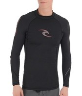Rip Curl Men's Flash Bomb L/S Insulating Rashguard
