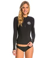 Rip Curl Women's G-Bomb Front Zip 1MM L/S Jacket