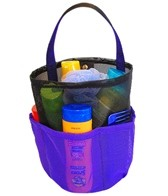Saltwater Canvas Large Shower Bag