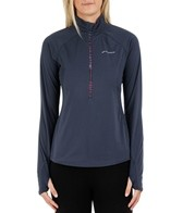 Brooks Women's Infiniti Hybrid Running Wind Shirt