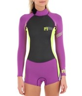 Body Glove Women's Vibe L/S 2/1MM Spring Suit