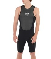 Body Glove Men's Fusion 2MM Back Zip Short John Wetsuit