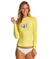 Body Glove Women's Basic Long Sleeve Fitted Rashguard