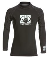Body Glove Basic Youth Fitted Long Sleeve Rashguard