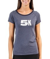 Oiselle Women's 5k Flyer Running Shirt